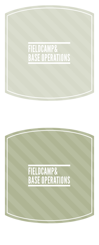 Feldcamp und Base Operations